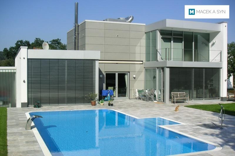 Schwimmbecken 5 x 10 x 1,5m, Sinzig, Rheinland-Pfalz, Deustchland, Realisierung 2007