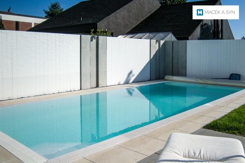 Schwimmbecken 3 x 7 x 1,4m, Wangen, Zürich, Schweiz, Realisierun 2008