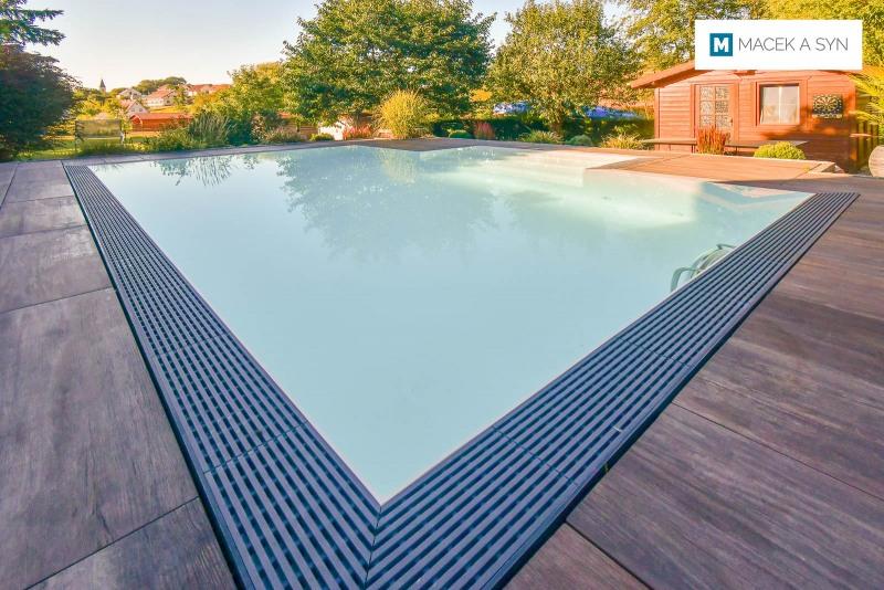 Schwimmbecken 6m*3,5m*1,6m, Gundelsheim, Deustchland, Realisierung 2017