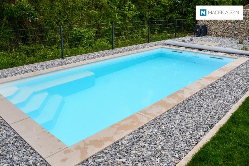 Schwimmbecken 3,3 x 7 x 1,5m, Ingolstaadtt, Bayern, Realisierung 2018